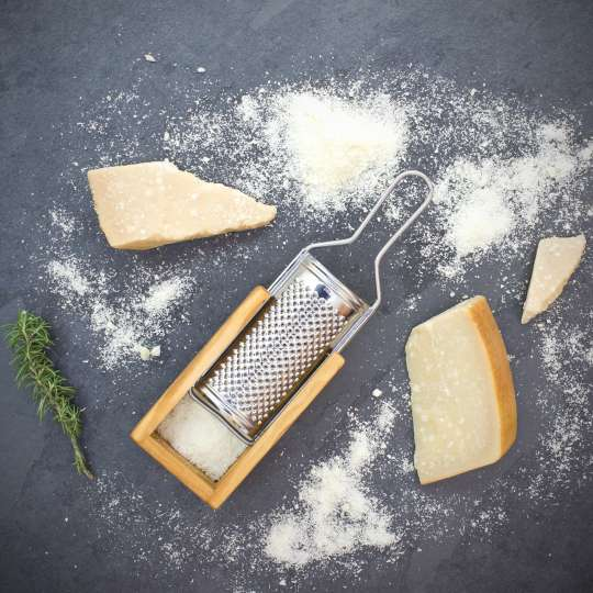 Berard Parmesan Box mit Reibe Mood