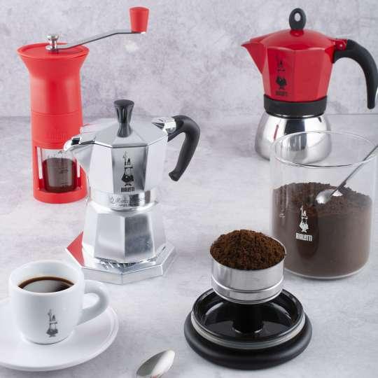 Espressotradition vereint mit Moderne, dafür steht das Traditionsunternehmen Bialetti