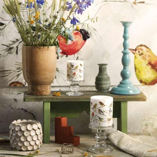 """Munterer Vogel-Treff: Tafeldekor """"Birds Meeting"""" von Ambiente Europe"""