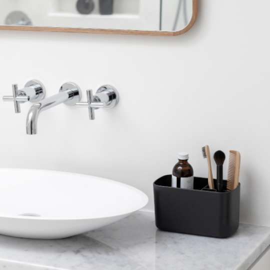 Badezimmer-Kollektion RENEW von Brabantia