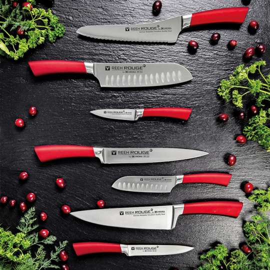 Blickfang in der Küche: Chroma präsentiert neue Serie Reeh Rouge