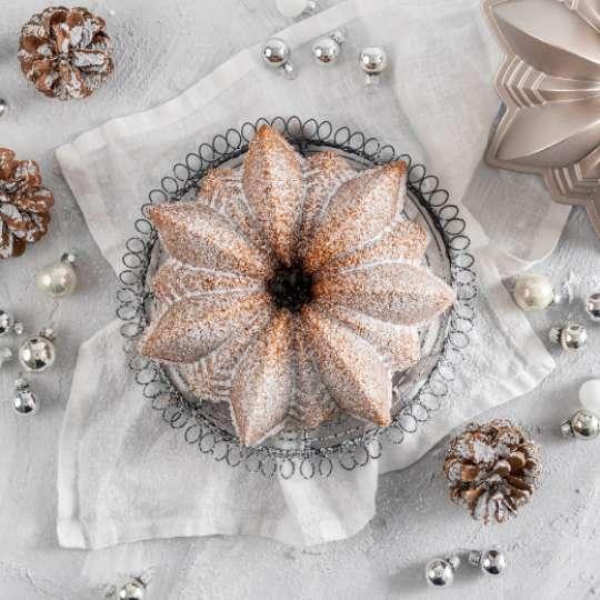 White Christmas Baking: stilvoll Weihnachten feiern mit Dr. Oetker