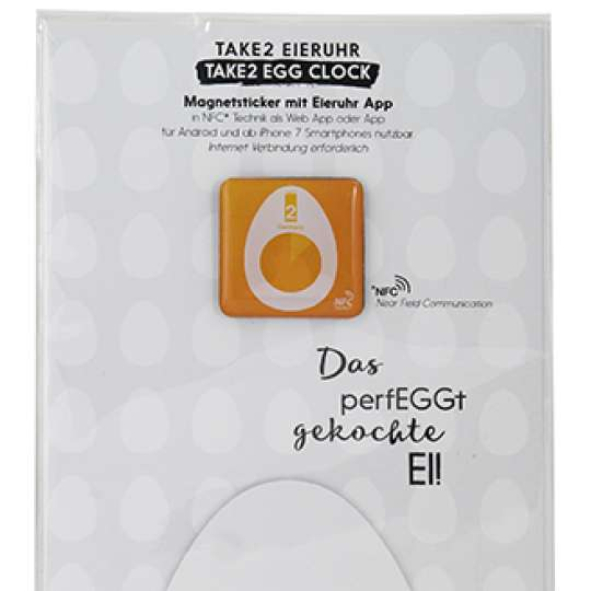 TAKE2 Design: Eieruhr PerfEGGt
