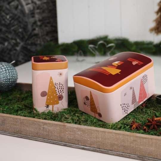 Winter Trees und Winter Greetings - winterliches Flair für Ihr zu Hause