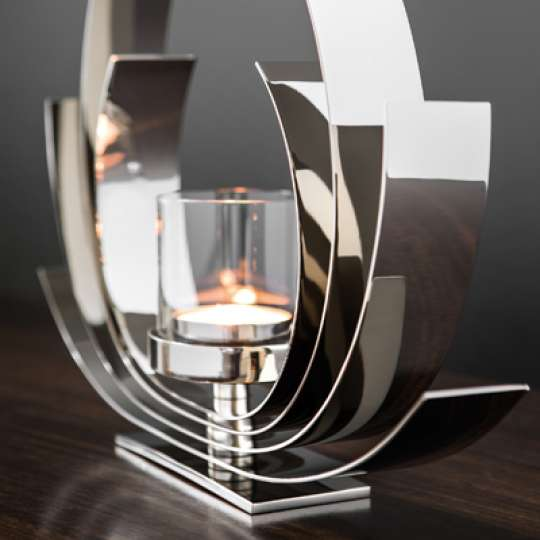 AURORA Maxi-Teelichthalter