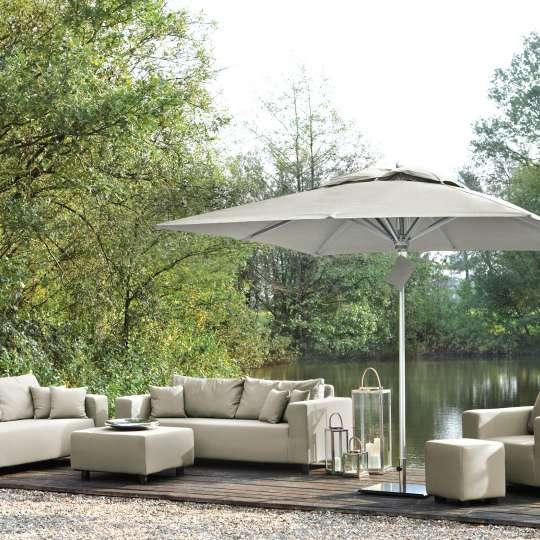 Luxuriös im Freien wohnen:  Outdoor-Möbelprogramm CARLO