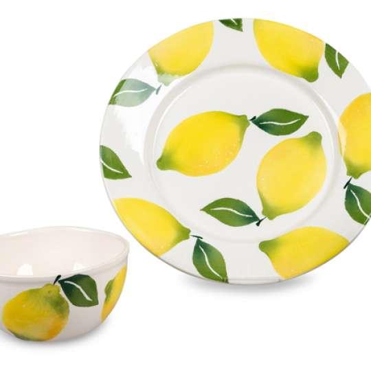 Formano  Teller Lemon-Garten