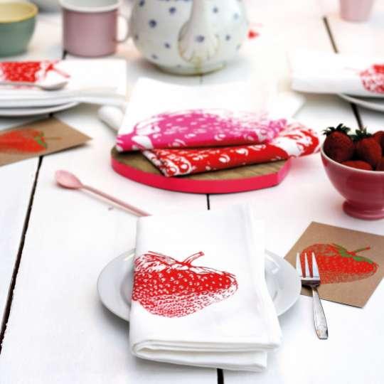 Frohstoff Erdbeeren Mood