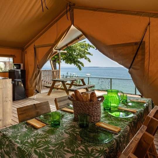 Glamping - Camping mit einem Hauch von Luxus