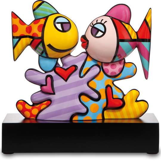 Pop Art - Romero Britto Neuheiten 2021 by Goebel