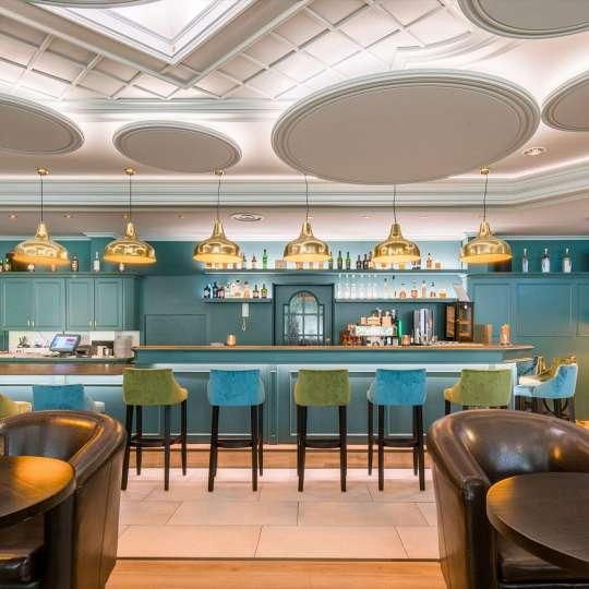 Hotel Diani in Leipzig neugestaltet durch das Make over-Konzept