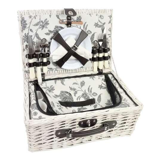 Hinaus ins Freie – mit stilvollen Picknickkörben von Hoff Interieur!