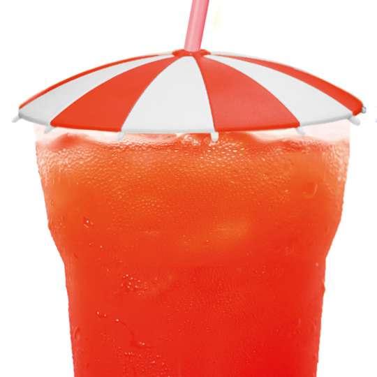 Schutzschirm fürs Trinkglas