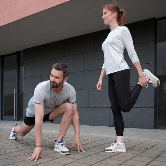 Functional Footwear für stilvolle Performance: Der Laufschuh nimbleToes Addict von Joe Nimble