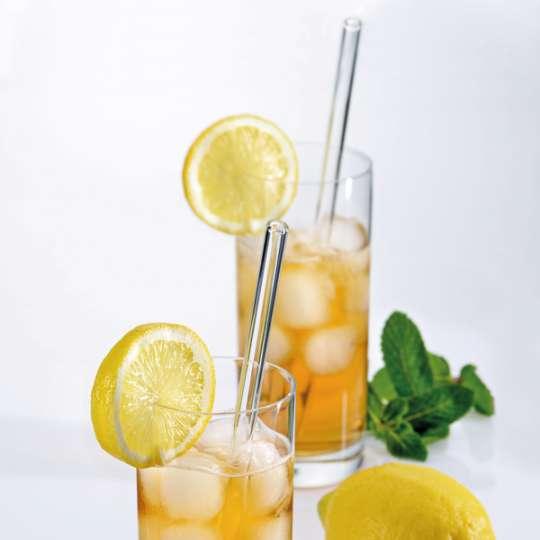 Kela: Trinkhalme Grace aus Glas