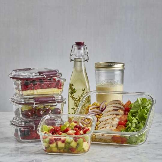 Kilner - Frischhaltedosen mit Bügelverschluss 0025.828
