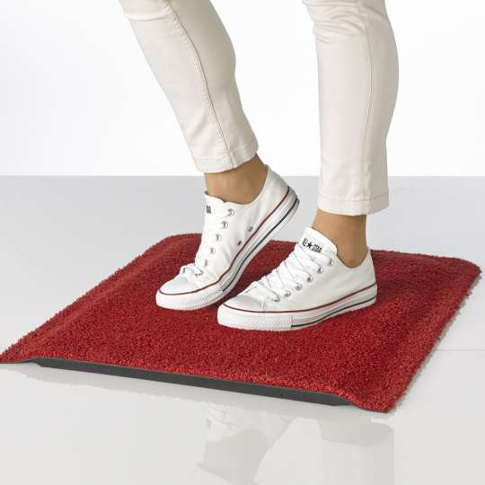 Kleen-Tex Stand On Regal Red - Detail 2