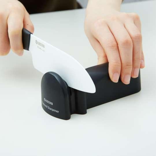 Scharfe Messer im Handumdrehen