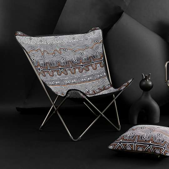 Stühle Muster Labyrinthe