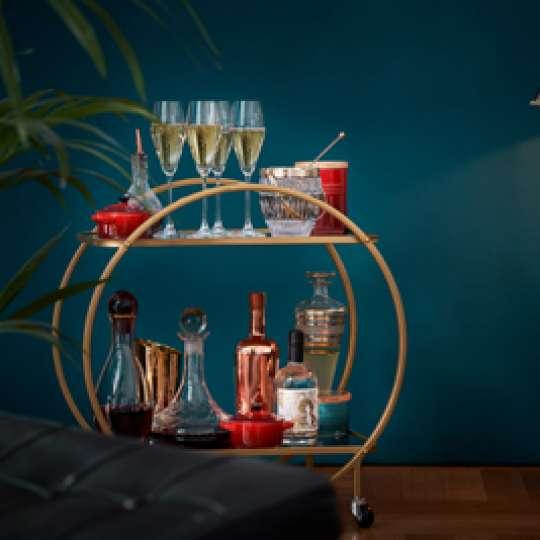 Le Creuset Fine Dining Drinks Cabinet