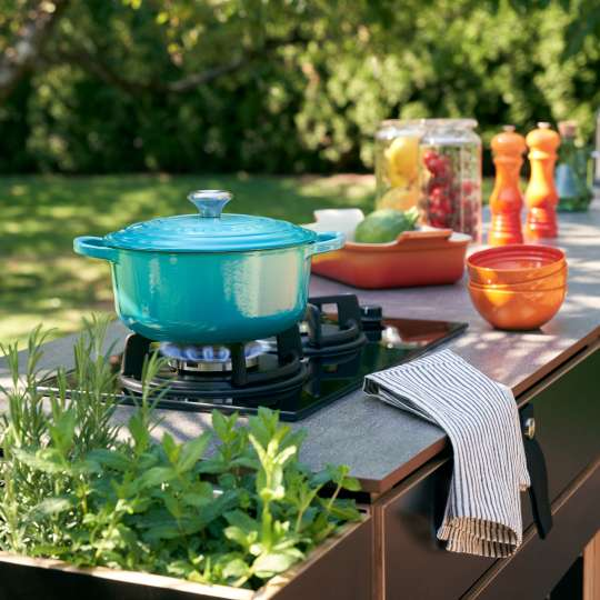 Taste Adventure Heat & Eat mit Le Creuset