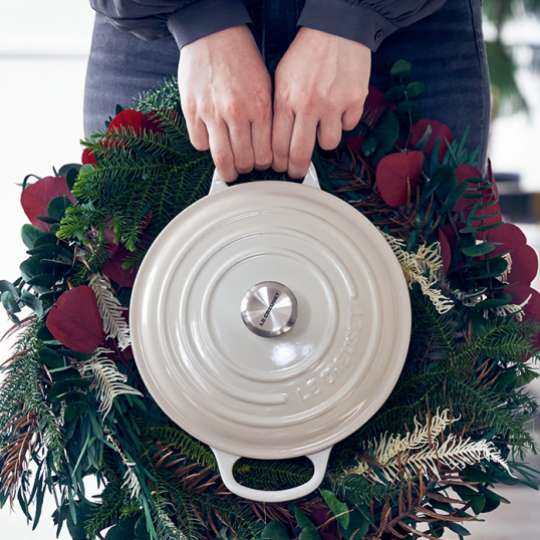 Together for Christmas - Weihnachten feiern mit Le Creuset