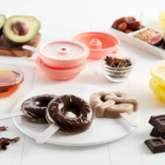 Lékué Eisformen – Eis genießen zu jeder Jahreszeit!