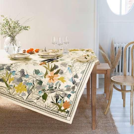 Tischdecke Blütezeit