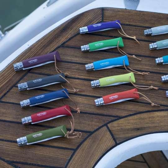OPINEL COLORAMA – trendige Farben für das ikonische Taschenmesser