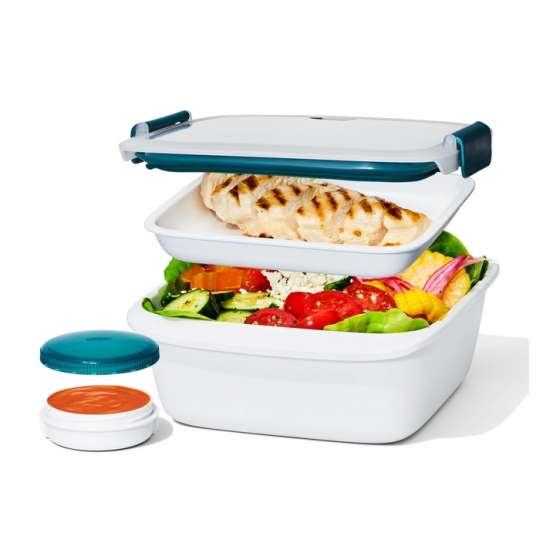 OXO Prep & Go-Behälter für lange Frische und ein Geschmackserlebnis wie vom Porzellanteller