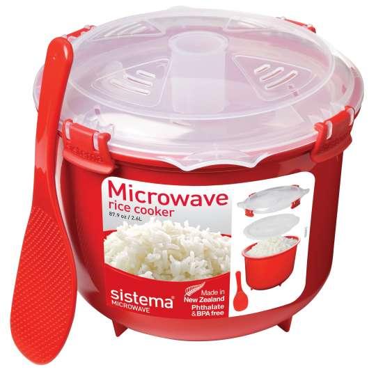 sistema - Serie Microwave - Titel