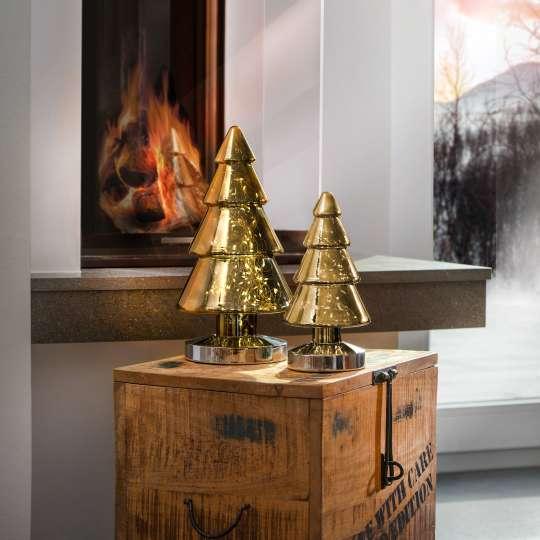 """Eine leuchtende Weihnachtsdeko aus Glas: """"Winterlight"""" von Sompex"""