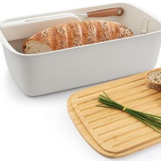 Brot und Gebäck bestens aufbewahrt