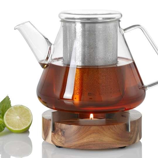 Freie Entfaltung - Teekanne ORIENT+ – eine Kanne für 1.000 und mehr Tees