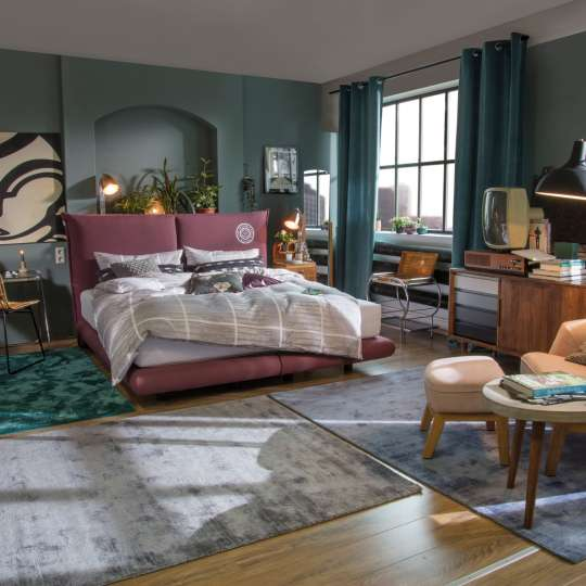 TOM TAILOR - Bedroom Grey & Mauve - mood