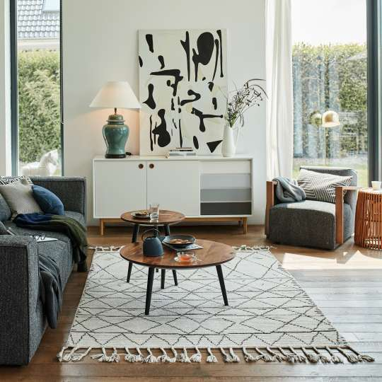 Architektenhaus – DARK GREY & WHITE