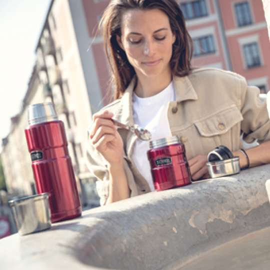 Thermos Stainless King City