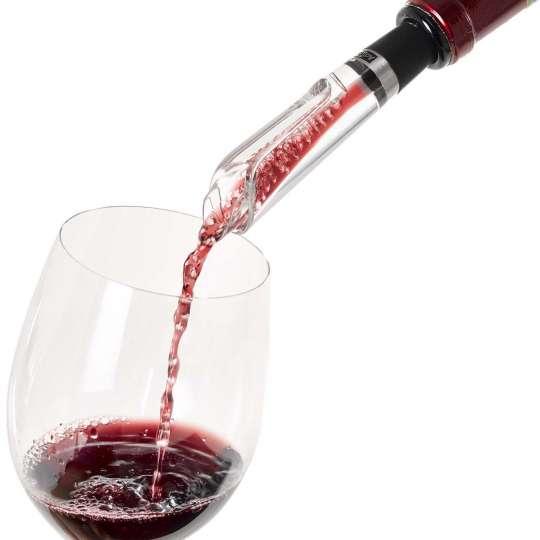 Weinbelüfter und Ausgießer AIROVIN für einen intensiveren Geschmack