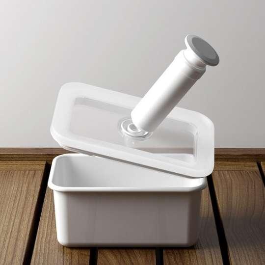Honey Ware - Vakuum Emaille Frischhaltedosen