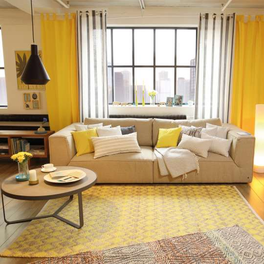 Tom Tailor Home Sofa Big Cube Moodbild