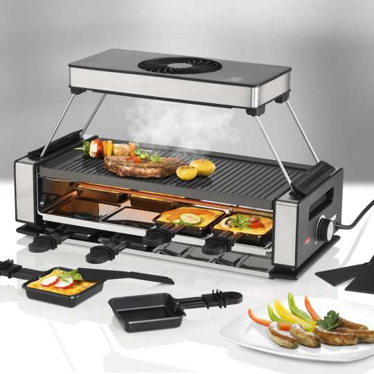 UNOLD 48785 RACLETTE Smokeless
