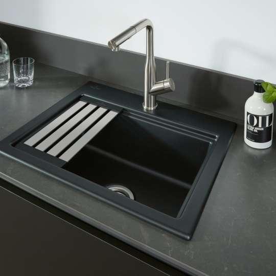 Neue Küchenarmatur Subway Style Shower aus hochwertigem Edelstahl