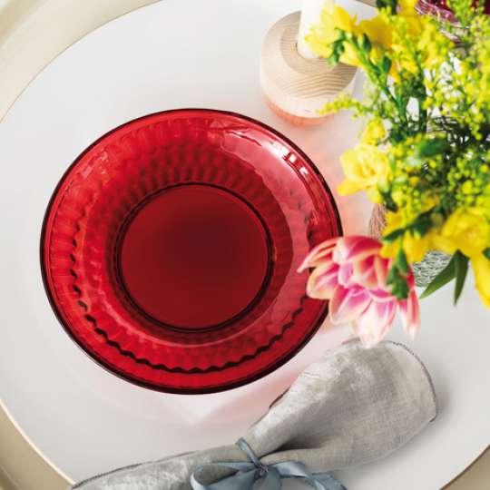 Hochwertiges Kristallglas für den Tisch -