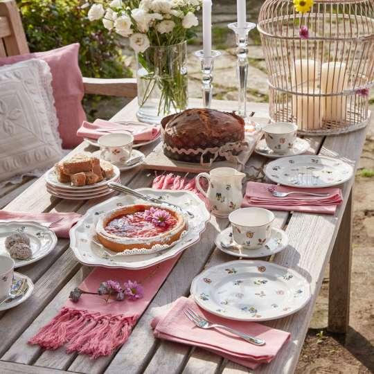 Villeroy und Boch Summertime Gedeckter Tisch