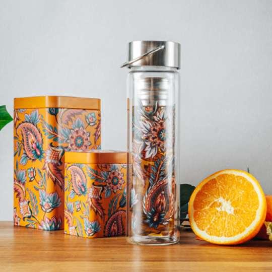 Eigenart: 'Fireflower' – Teegenuss mit Feuerwerksdesign