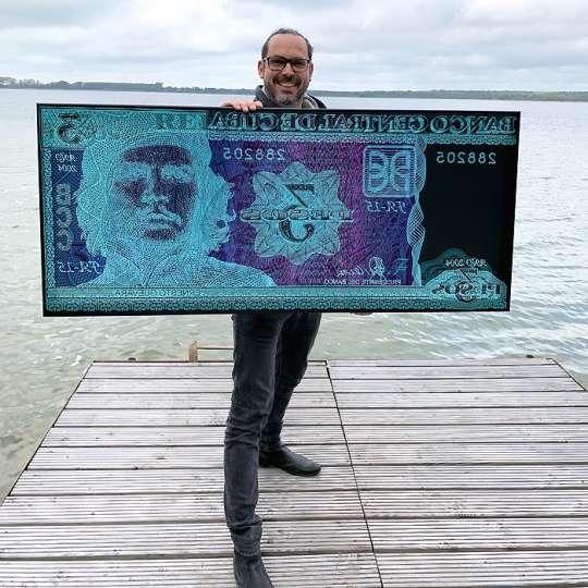 Scheinbilder zeigen das Geld von seinen schönsten Seiten