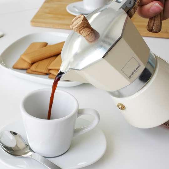 Gnali und Zani Espressokocher Venezia