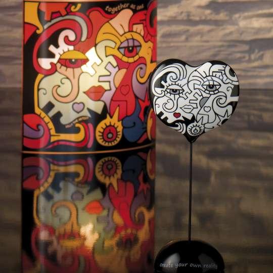 Goebel Pop Art Billy the Artist Lampe und Herz_Mood