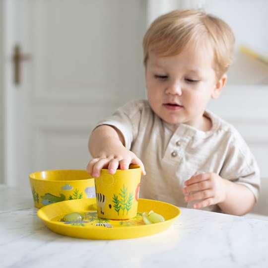 Geschirrset für Kinder