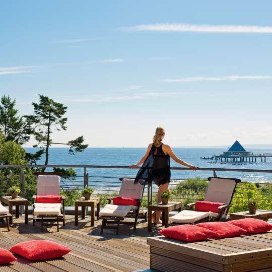 Strandhotel Ostseeblick: Wellness am Meer
